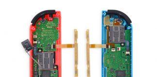 DIY Nintendo Switch left JoyCon controller fix