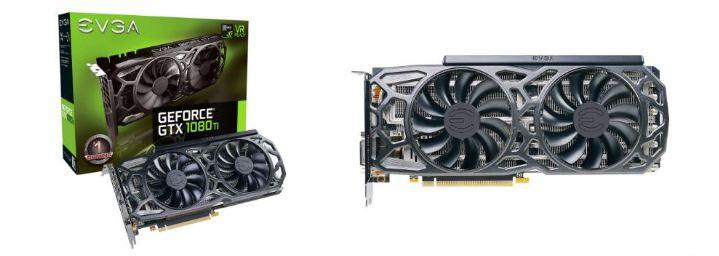 EVGA GeForce GTX 1080 Ti SC Black Edition GAMING ICX (11G-P4-6393-KR) specs