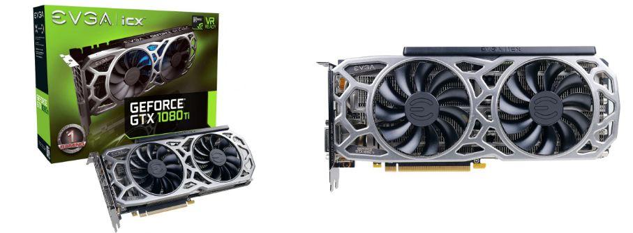 EVGA GeForce GTX 1080 Ti SC2 GAMING ICX (11G-P4-6593-KR specs