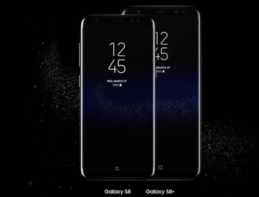 How To Take Screenshot On Samsung Galaxy S8, Galaxy S8+