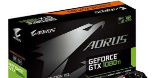 Gigabyte GTX 1080 Ti Aorus Extreme Edition 11G