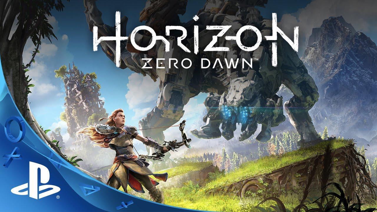 Horizon Zero Dawn (courtesy Sony)
