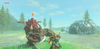 Zelda: Breath of the Wild Guide - How to Defeat Mini Boss Lynel in Zora