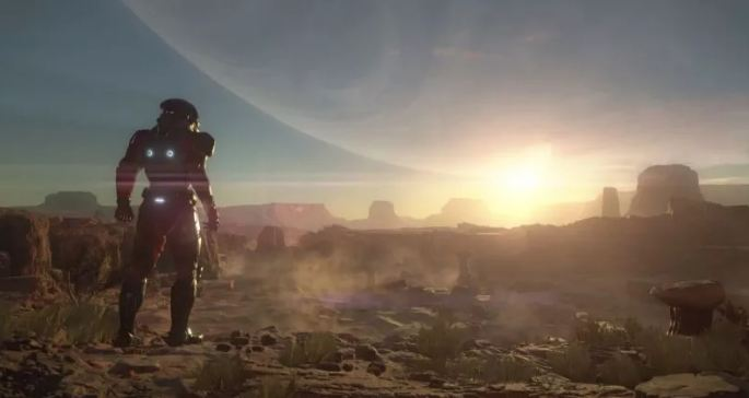 Mass Effect Andromeda AMD and NVIDIA drivers download
