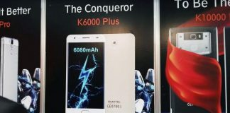 OUKITEL MWC 2017 New Releases