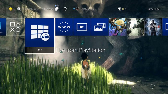 PS4 System Software 4.50 releasing today