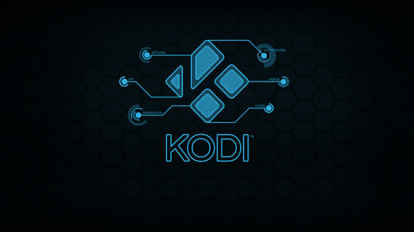 Kodi error reported