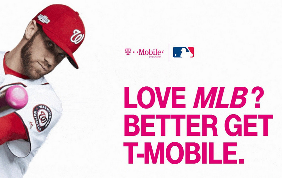 T-Mobile Tuesdays MLB TV Pass