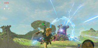 Zelda: Breath of the Wild cooking
