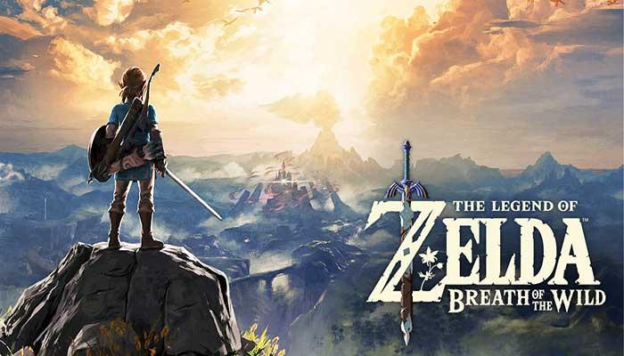 Legend Of Zelda (courtesy- Nintendo)