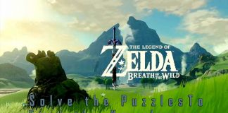 zelda breath of wild