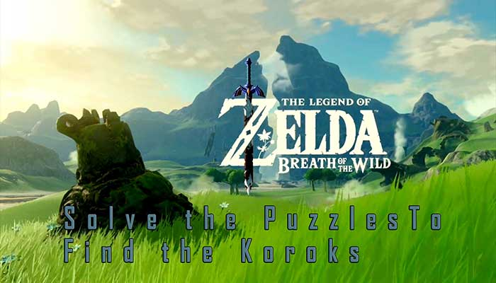 Zelda Breath Of The Wild Korok Seed Locations Where To Find Hestu And How To Solve Puzzles For All 900 Koroks Mobipicker
