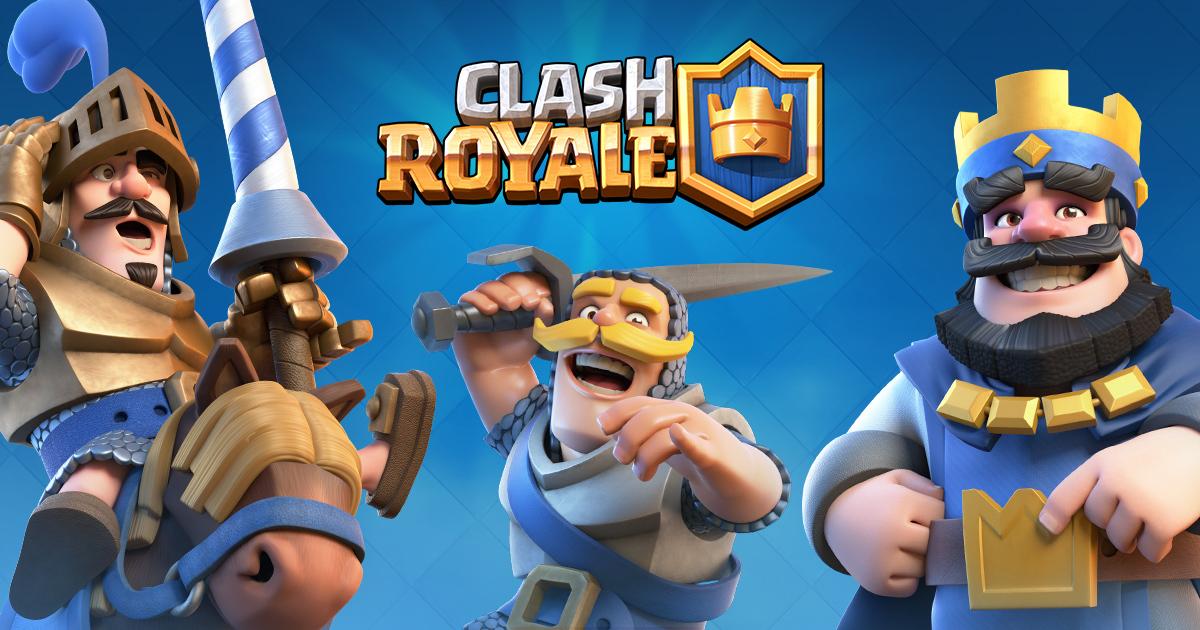 Clash Royale (from clashroyale.com)