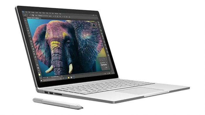 Microsoft Surface Book 2 enters mass production, rumored release date is either March or April