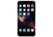 iPhone 8 or iPhone Edition with rear TouchID Sensor