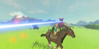 Zelda: Breath Of The Wild