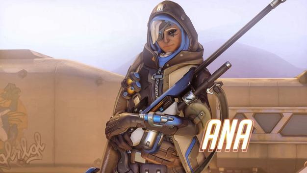 Ana Overwatch (courtesy- IGN)