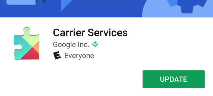 Carrier Services