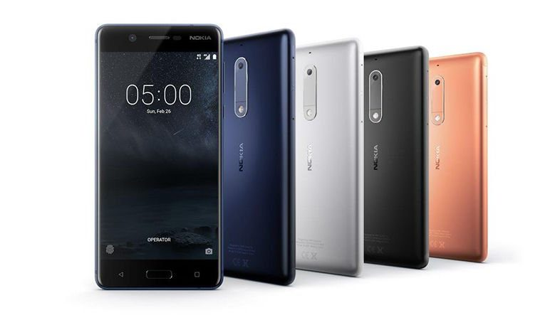 Nokia rumored to release Snapdragon 835 phone in June