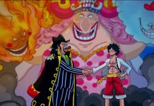 One Piece Chapter 861