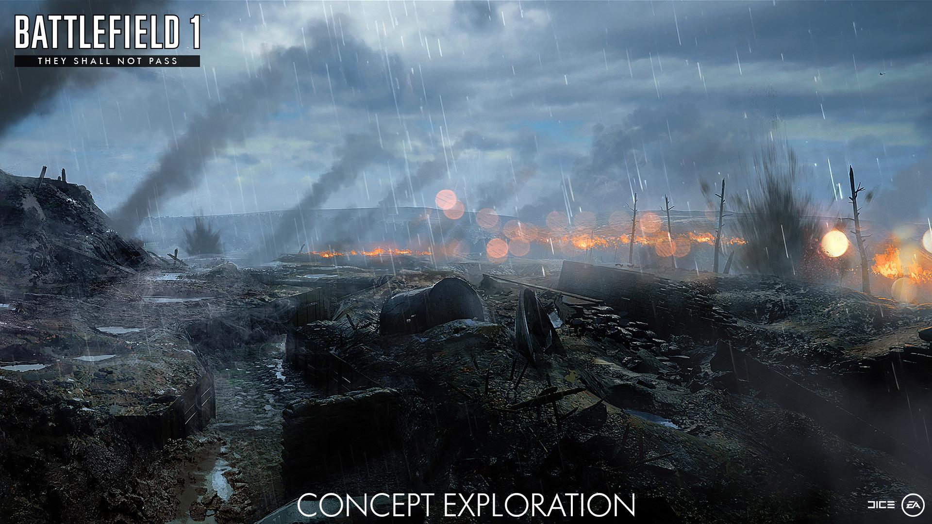 Battlefield 1 DLC: They Shall Not PassBattlefield 1 DLC: They Shall Not Pass