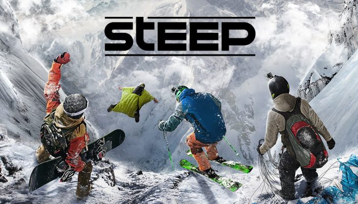 Ubisoft Steep free-to-play weekend starts March 10