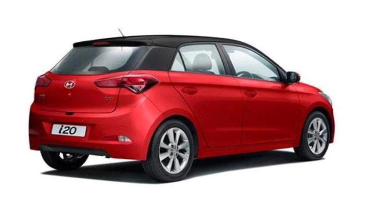 2017 Hyundai i20 specs