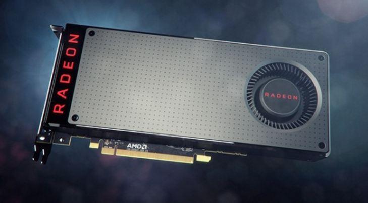 AMD Radeon RX 500 series specs and price