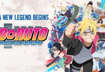 Borutu: Naruto Next Generations