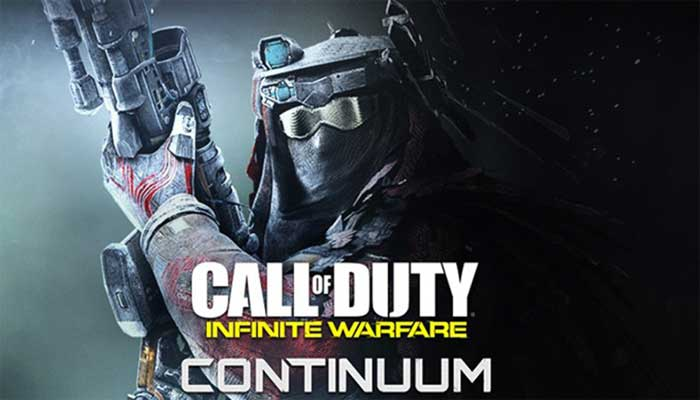 Call of Duty Infinite Warfare Continuum DLC 2 Map Pack For PS4 ... Call Of Duty Map Pack Release Date on