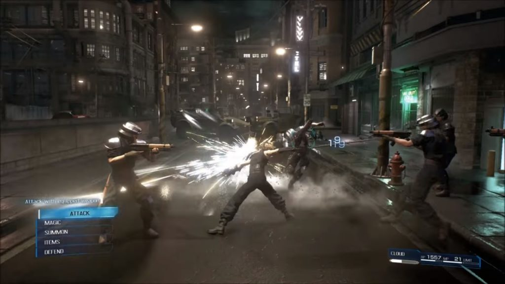 Final Fantasy VII Remake delayed until 2018