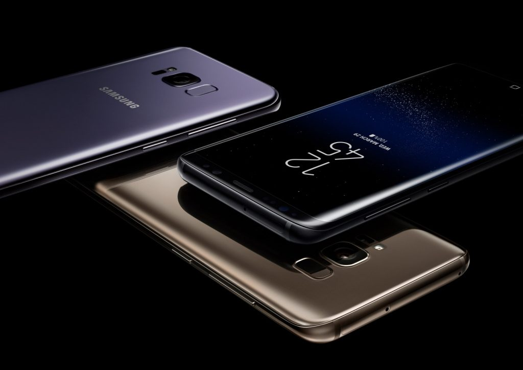 Galaxy S8 new update release