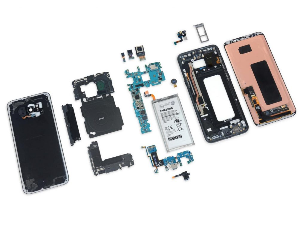 Samsung Galaxy S8+