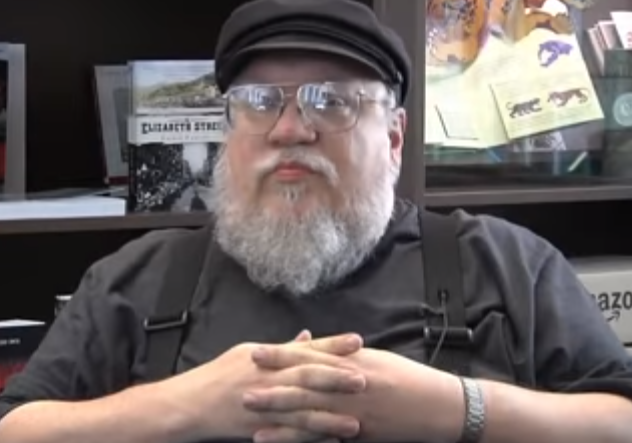 george rr martin the winds of winter