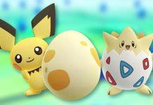 Pokemon Go Easter Event