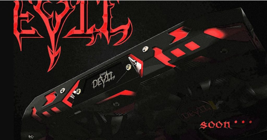 Red Devil Graphics card news