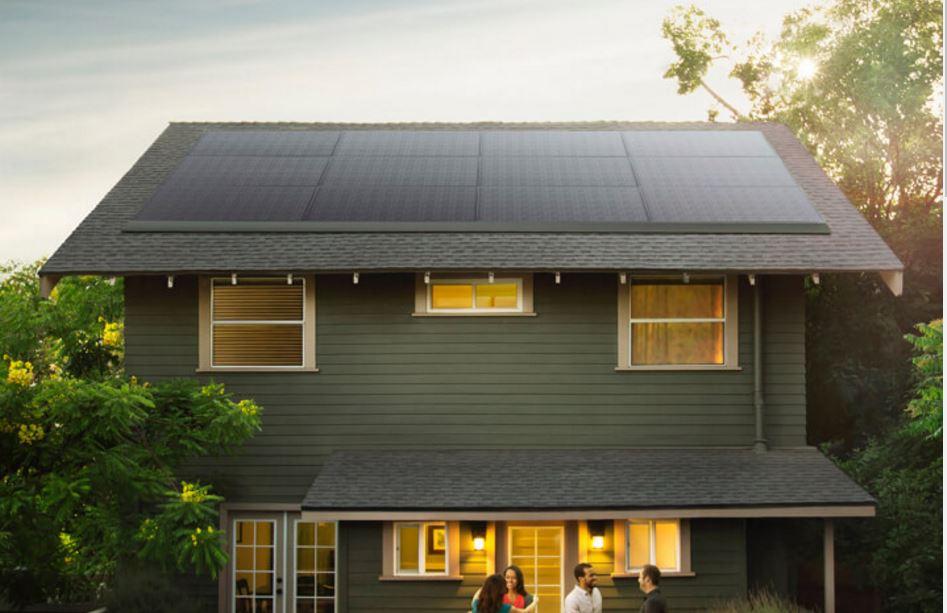 Solarcity Solar Panels >> Tesla S New Line Of Solar Panels Unveiled Aesthetically Pleasing