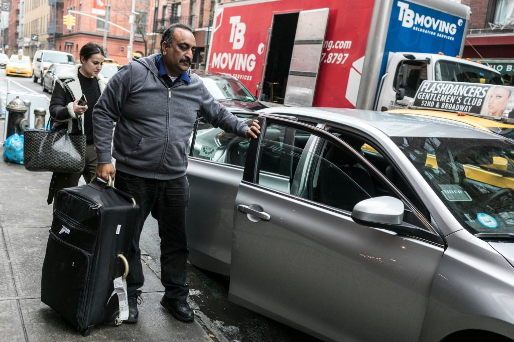 Uber-tipping