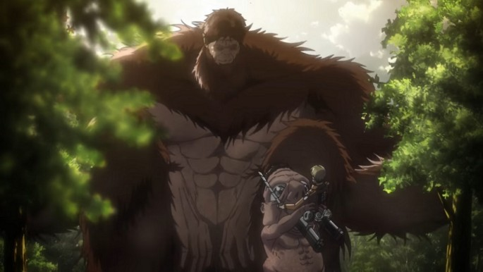Attack On Titan Season 2 Episode 3