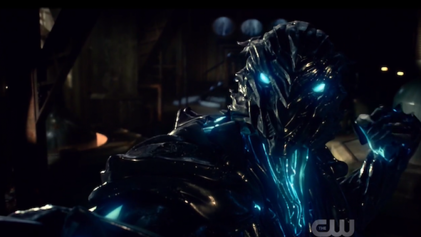 'The Flash': [SPOILER] Officially Revealed As Savitar