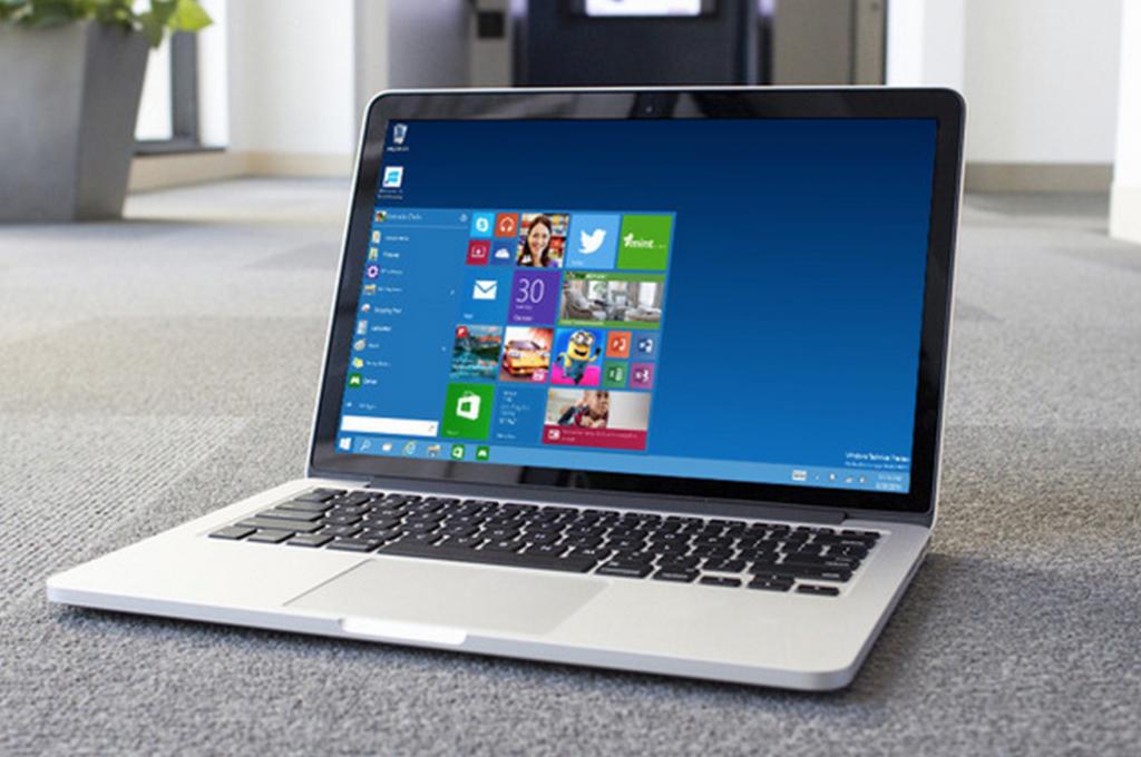 Windows 10 Creators Update Boot Camp Mac installation