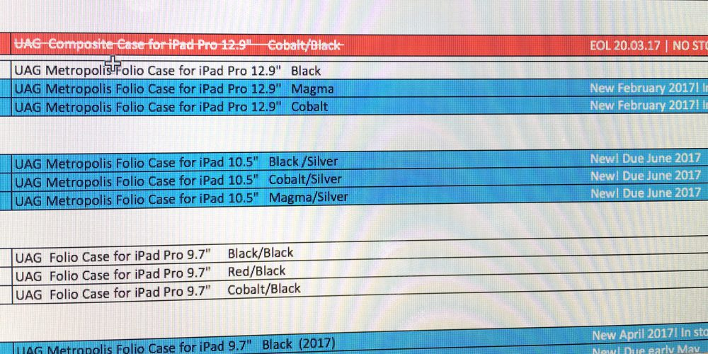 10.5-inch iPad Pro case