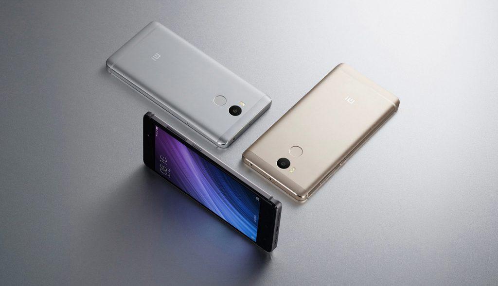 Xiaomi Redmi 4 launched in India