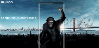 BLUBOO S1 Gorilla Glass 5