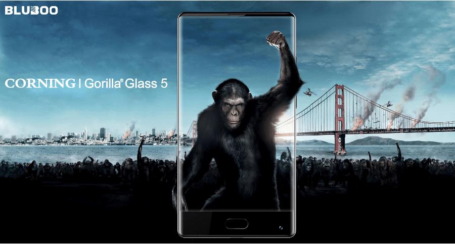 BLUBOO S1 Gorilla Glass 5