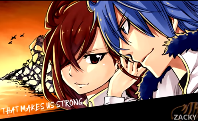 Fairy Tail Chapter 835