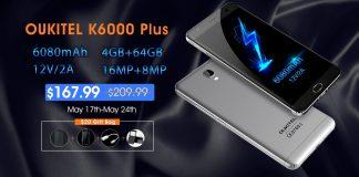 K6000 Plus flash sale
