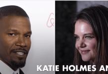 Katie Holmes & Jamie Foxx