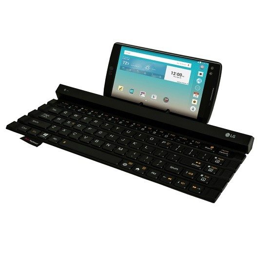 LG Rolly Keyboard (Source- UK Mobile Store)