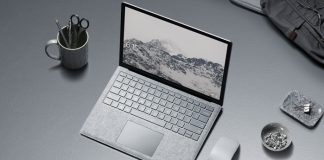 Surface Laptop releasing on June 15